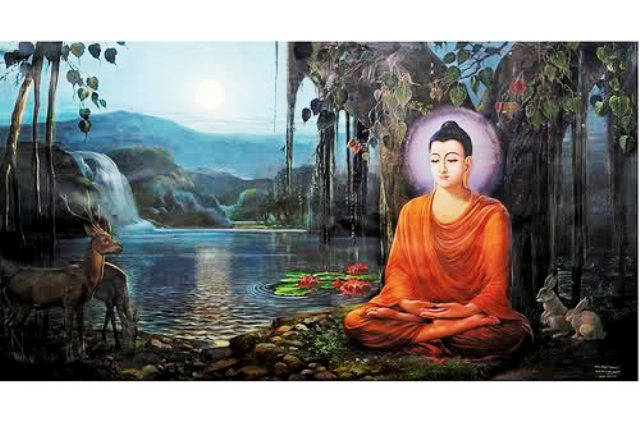 BASIC BUDDHISM FOR BEGINNER